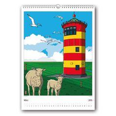 Leuchtturm Pilsum | Ostfriesland