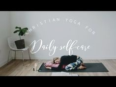 http://www.romanceandadventure.com 15 min daily yoga practice designed to be a part of your self-care routine! Mark 12-28-31 One of the teachers of the law c...