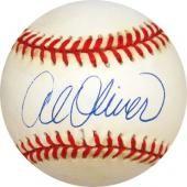 Al Oliver Autographed Baseball #SportsMemorabilia #TorontoBlueJays #SweetSpot