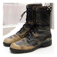 Not for sale!!!  Looking for a pair like these!!! I want some of these boots size 8.5/9 women's.  6.5 mens Shoes Combat & Moto Boots
