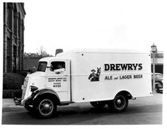 Drewrys Ale and Lager Beer