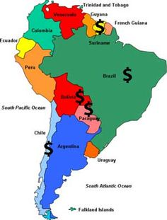 Visa and Reciprocity Fees in South America, and How to Legally Get Around Many of Them
