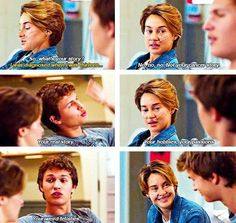 Tfios - a quote straight from the book