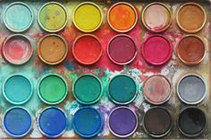 #OobiBaby paint box