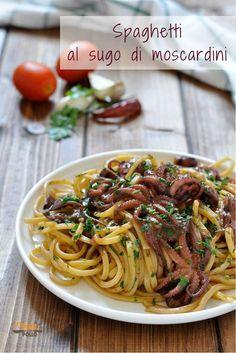The Italian Food of Trentino-Alto Adige Octopus Recipes, Fish Recipes, Pasta Recipes, Recipies, Italian Main Courses, Tuscan Bean Soup, Healthy Italian Recipes, Asian Street Food, Easy Holiday Recipes