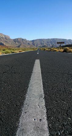 Tenerife - Road photo