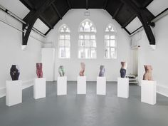More Nudes in Color is a large-scale exhibition by the Scottish artist Keith Farquhar, the artist's first solo presentation in a public gallery in London.