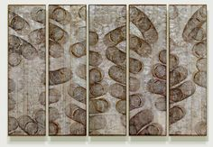 Guest Artist / David B. Jang Fundamentalism and Modernism. Aluminium, resin, wood, and wax
