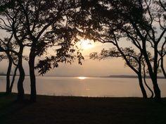 Misawa summer sunset