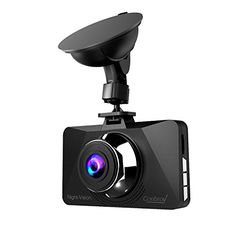 Conbrov DC6000 Night Vision Dash Cam Full HD 1080P 27 170 Degree Wide Angle Lens Digital In Car Dashboard Camera Driving Video Recorder with Starlight Nightvision Technology ** Check out the image by visiting the link.Note:It is affiliate link to Amazon.