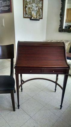 Antique Style Wood desk for $50. You get what you see at 5miles, install it now to discover brand new and gently used items at irresistible prices. We make it safe, easy and fun to decorate your home with unique antiques from 5mies, your neighbourhood environmental- friendly mobile flea market.