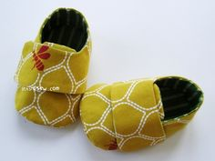 Baby shoes are the cutest thing in the world.   Baby sneakers.