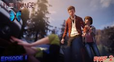 Conflict - Let's Play Life is strange episode 1 Part 2