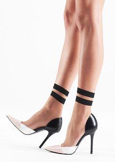 Oroblu Elena Ankle Highs