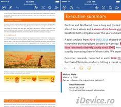Microsoft Office pentru iPhone și iPad ajunge în topul celor mai descărcate aplicații ale App Store