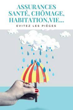 Voici pour chaque type d'assurance une spécificité parfois méconnue, à l'origine de nombreux litiges.  #assurance #chomage #habitation #vie #sante #astuces #litiges