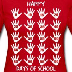 100th Day of School shirt!