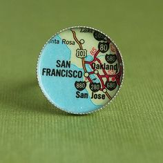 awesome pin - university of the best city ever San Francisco University Of San Francisco, New York City Map, Stuff Stuff, Student Life, Best Cities, Bay Area, Crafty, Awesome, Rings