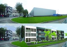 inspiratie voor wijk. het gebruik van het groen en type woning.