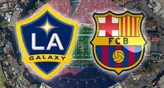 LA Galaxy vs Barcelona