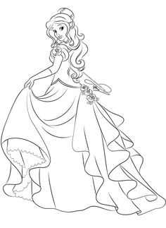Find This Pin And More On Girl Coloring Pages By Gina Woods