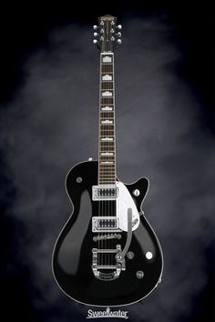 Gretsch Electromatic Pro Jet Bigsby - Black | Sweetwater.com
