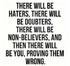 quotes about haters - Google Search