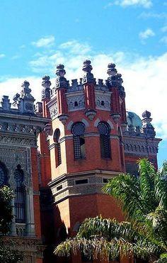Palácio Mourisco - Fundação Oswaldo Cruz,  Rio