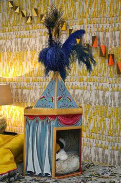 Lisa Mende Design: Kit Kemp at Decorex International with Blogtour London