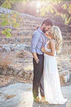 Fab photography of this boho wedding that was  intimate and unique!