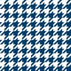 The Houndstooth Check ~ Lonely Angel fabric by peacoquettedesigns on Spoonflower - custom fabric BYU Quilt
