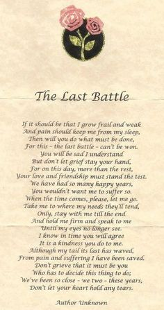 A pet's last battle wish. Tio Jesse, Dog Love, Puppy Love, Pet Shop Online, Pet Loss Grief, Dog Poems, Poems About Dogs, Quotes About Dogs Passing, Grief Poems