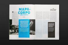 || Magazine Layout