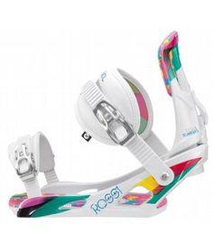 2013 Rossignol Tesla Snowboard Bindings - Women's
