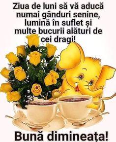 Imagini buni dimineata si o zi frumoasa pentru tine! - BunaDimineataImagini.ro Winnie The Pooh, Good Morning, Buen Dia, Winnie The Pooh Ears, Bonjour, Good Morning Wishes, Pooh Bear