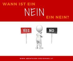 Wann ist ein Nein ein Nein?
