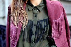 AMLUL.COM: Look of the day.223: Winter fringes