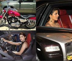 صور: سيارات نجمة بوليوود بريانكا تشوبرا .. الجمال والفخامة في آن واحد #سيارات_المشاهير #تيربو_العرب #صور #فيديو #Photo #Video #Power #car #motor #Celebrities