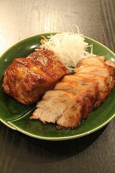 お肉屋さんみたいなチャーシューを作ろう!! | 藤原家の毎日家ごはん。