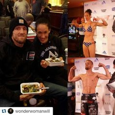 #Repost @wonderwomanwill with @repostapp  Skee-yee! Weigh ins are over-- @hitmanmoret and I were on point and are replenishing ourselves with #performancemeals from the amazing team @performancemealsusa  They're perfect guys!! We'll be ready for #battle tomorrow for @rfafighting @mysticlakecasino  #thankyou #grateful #delicious #goodstuff #mma #fightnight #onpoint #champions #flex #fitchick #lean #muscle #fight by performancemealsusa