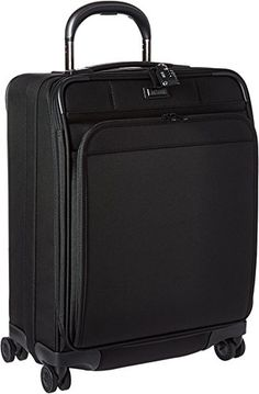 cce60fe8e Hartmann Ratio Domestic Carry On Expandable Glider True Black -- You can  find more details