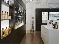 William Grant & Sons - Design Republic created the new office space in New York City for scotch whiskey distiller William Grant & Sons. The entire office space combin...