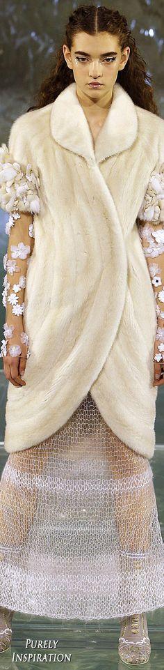 Fendi Fall 2016 Haute Couture | Purely Inspiration