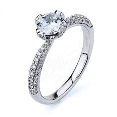 149681 , Solitaire Rings , Engagement Rings , Bridal