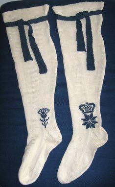18th century stockings