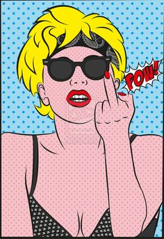 pop art tumblr quadrinhos - Pesquisa Google