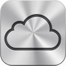 iCloud logo - image copyright Apple Inc.