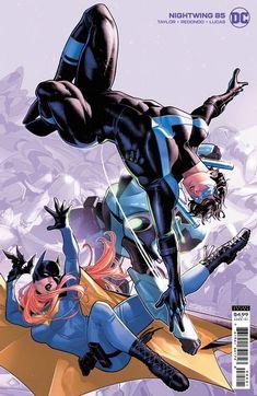 Dc Comics Characters, Dc Comics Art, Nightwing, Batgirl, Gotham, Comic Book Covers, Comic Books, Comic Art, Marvel Dc