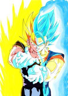 Dragon Ball Z, Dragon Ball Image, Gogeta And Vegito, Captain America Wallpaper, Ball Drawing, Anime Fantasy, Fan Art, Black Dragon, Marvel