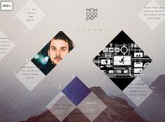 webdesign hipster minimal